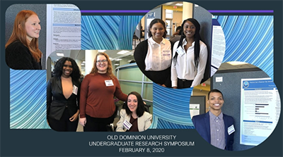 2021 Virtual Undergraduate Research Symposium