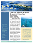 Circulation, Vol. 12, No. 1 by Center for Coastal Physical Oceanography, Old Dominion University and Chester E. Grosch