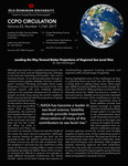 Circulation, Vol. 23, No. 1 by Center for Coastal Physical Oceanography, Old Dominion University and Bem Hamlington
