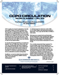 Circulation, Vol. 24, No. 1 by Center for Coastal Physical Oceanography, Old Dominion University and Larry Atkinson