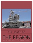 The State of the Region: Hampton Roads 2003 by James V. Koch, Aditi Agarwal, Vinod Agarwal, John R. Broderick, Gary Chiaverotti, Chris Colburn, Vicky Curtis, Steve Daniel, Susan Hughes, Enrique T. Inclan, Tatiana Isakovski, Sharon Lomax, John R. Lombard, Trish Manthey, Grace Wu, and Gilbert Yochum