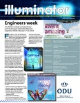 Illuminator, Volume 2, Issue 6 by Batten College of Engineering & Technology, Old Dominion University