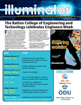 Illuminator, Volume 1, issue 5 by Batten College of Engineering & Technology, Old Dominion University