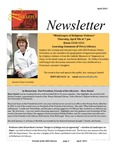 Friends of the Libraries Newsletter, April 2015