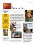 Friends of the Libraries Newsletter, December 2014 by Cheryl Copper (Editor)