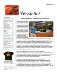 Friends of the Libraries Newsletter, September 2014