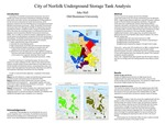 City of Norfolk Underground Storage Tank Analysis by Jake Hall