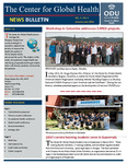 The Center for Global Health News Bulletin by Center for Global Health, Old Dominion University
