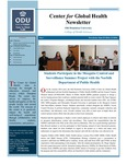 Center for Global Health Newsletter by Center for Global Health, Old Dominion University