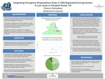 Integrating Emergency Preparedness Rules in CMS Regulated Nursing Homes: A Case Study in Hampton Roads, VA