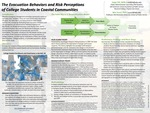 The Evacuation Behaviors and Risk Perceptions of College Students in Coastal Communities by Saige Hill and Wie Yusuf