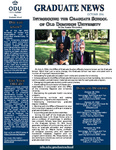 Graduate News by ODU Graduate School, Old Dominion University