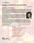 College of Health Sciences Newsletter, September 2014