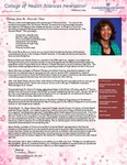 College of Health Sciences Newsletter, February 2014