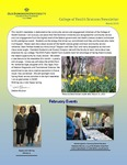 College of Health Sciences Newsletter, March 2013