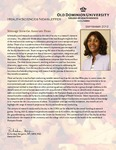 College of Health Sciences Newsletter, September 2012
