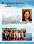 College of Health Sciences Newsletter, May 2012