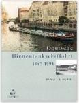 Deutsche Binnentankschiffahrt, 1887-1994