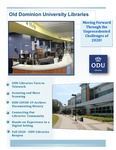 ODU Libraries: Moving Forward Through the Unprecedented Challenges of 2020! by Jennifer Hoyt (Ed.)
