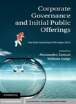 Corporate Governance and Initial Public Offerings: An International Perspective by Alessandro Zattoni and William Q. Judge
