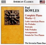 Paul Bowles: Complete Piano Works, Vol. 1 by Andrey Kasparov (Arranger & Performer) and Oksana Lutsyshyn (Performer)