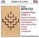 Paul Bowles: Complete Piano Works, Vol. 2 by Andrey Kasparov (Arranger & Performer) and Oksana Lutsyshyn (Performer)