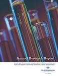 Annual Research Report, 2010-2011
