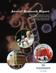 Annual Research Report, 2009-2010