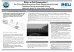 Ethics or Self-Preservation? An Online Study Examining Driver Response to On-Road Obstacles During Automated Driving