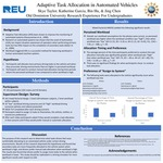 Adaptive Task Allocation in Automated Vehicles