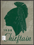 The Chieftain, 1958 by Norfolk Division of the College of William and Mary