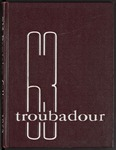 Troubadour, 1963 by Old Dominion College