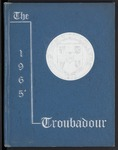 Troubadour, 1965 by Old Dominion College