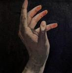 Hand by Tamara Dunn