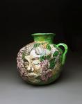 SleepingGirl(ceramicface-jug)